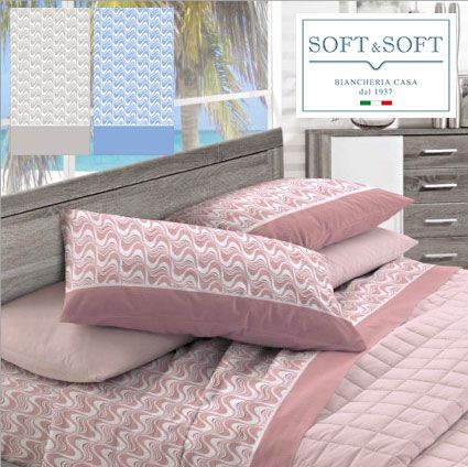 VERONICA Sheet Set for SINGLE Bed in Cotton