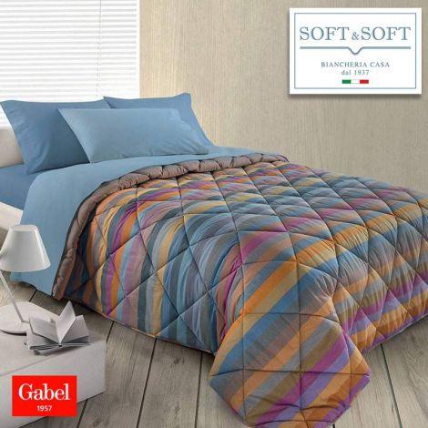 trapunta invernale letto singolo tinta unita Gabel