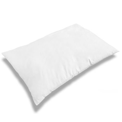 Pillow 50x80 cm Bed pillow indeformable padding
