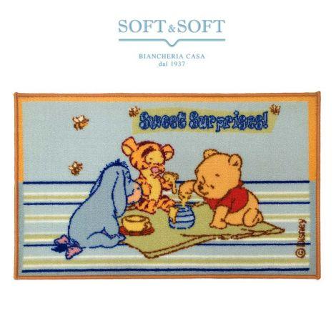 WINNIE Sweet Surprises Tappeto Disney 50x80