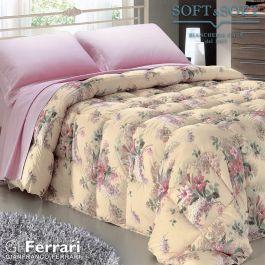 7288fdf3d6314e Trapunta piumone per letto singolo piuma d'oca - Vendita on line| Soft &  Soft: trapunte piumoni per letto singolo