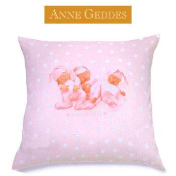 BABY BUNNIES Cushion cm 40x40 ANNE GEDDES