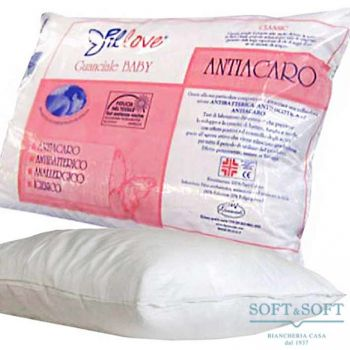 Baby Anti-mite pillow cm 40x60 for cot