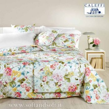 EDEN Panama bed cover for double bed by CALEFFI
