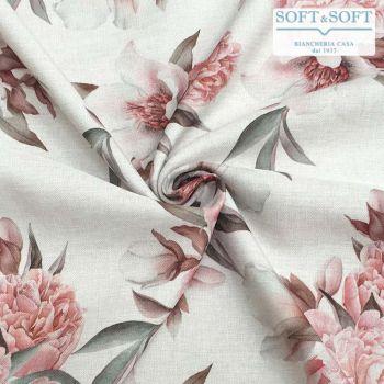 tessuto stampato floreale