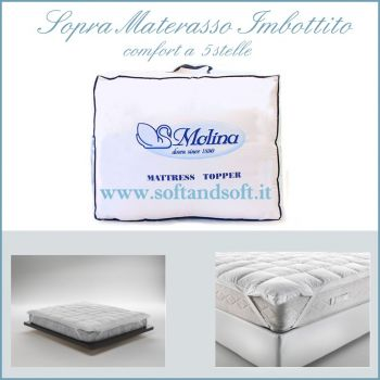 TOP MATTRESS for double bed cm 200x200