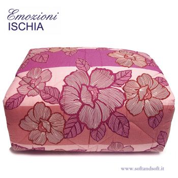EMOZIONI ISCHIA Winter Duvet for Single beds Pink