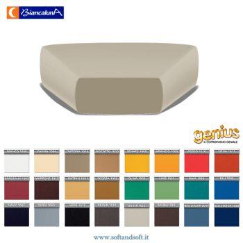 Genius 4D CORNER Cushion Cover Biancaluna