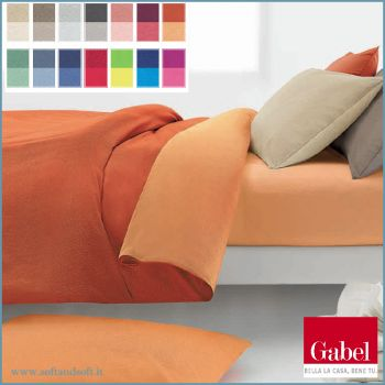 CHROMO - Duvet Cover Set for double beds GABEL 48731