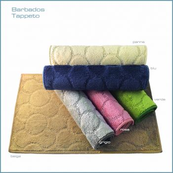 MEMORY Soft Carpet cm 50x80 antislip