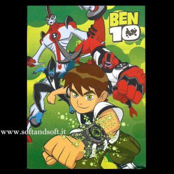 Plaid pile Ben Ten