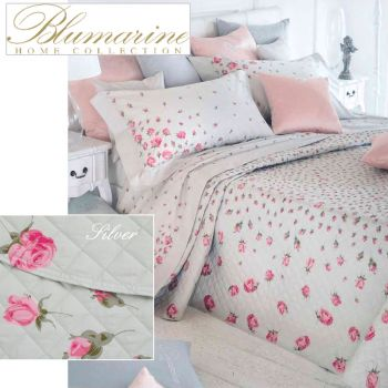 BLUMARINE ILARIA Quilted Bedcover for double beds