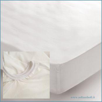 lenzuolo con angoli elasticizzato no stiro