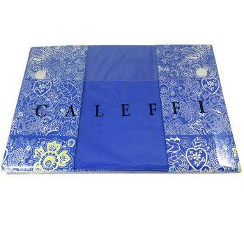 KIMONO Bedcover Sheet Set for Double Beds Caleffi