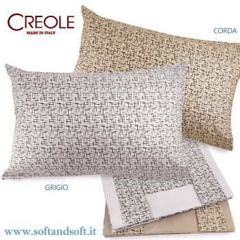 GRAFFITI Pure Cotton Sheet Set for Double Bed by CREOLE