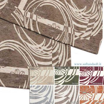 STHERR 2 Carpets cm 65x110 Genius by BIANCALUNA