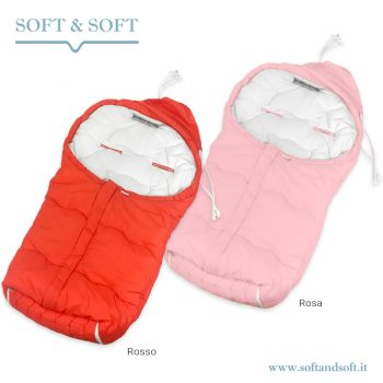 WINTER STUFFED STROLLER COVER for newborns cm 90x45