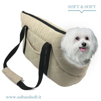 DOGGY BAG soft and warm bag for dogs