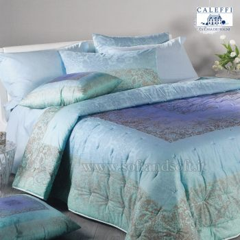 MILLE E UNA NOTTE Ultra Light Quilt for Double Bed by CALEFFI