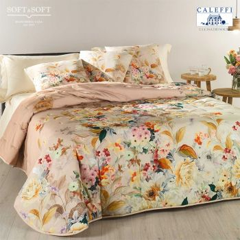 FRAGRANCES Ultra Light Quilt for Double Bed by CALEFFI
