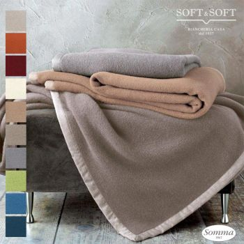 ORIGAMI Blanket for double bed by SOMMA