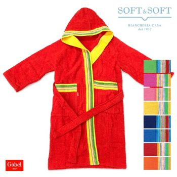 PONGO Baby Bathrobe Junior GABEL