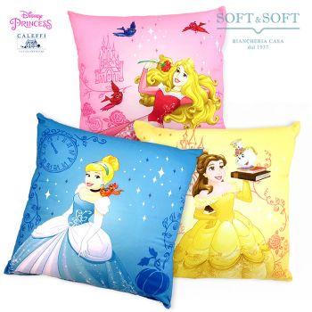 PRINCESS GIOIA Cushion Babies cm 42x42 Disney by CALEFFI