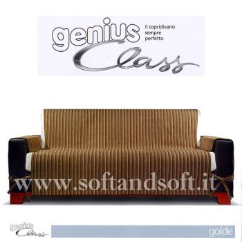 Genius CLASS Copridivano 2 Posti - Biancaluna