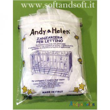 Zanzariera per Lettino con le Sponde ANDY & HELEN