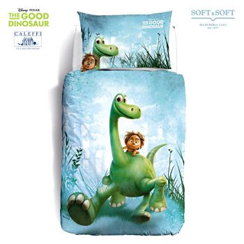 The Good Dinosaur Duvet Cover Set for single beds DISNEY