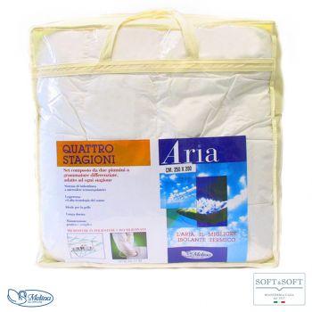 ARIA light Weight 100 gr.sm. Duvet for doublw queen bed Molina