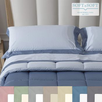 BALZA RASO Sheet Set for Double Bed by CREOLE