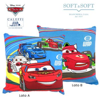 CARS MISSION Cushion Disney by CALEFFI