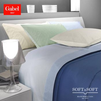 CHROMO Sheet Set for double beds Gabel