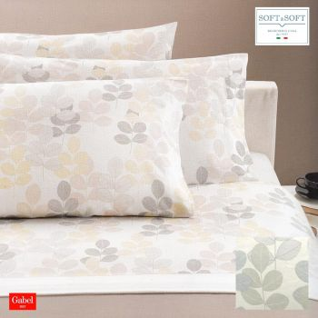 Clori FLANNEL Sheets for Double beds Gabel
