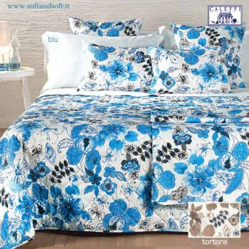 HAITI Spring Quilted bedcover for double bed