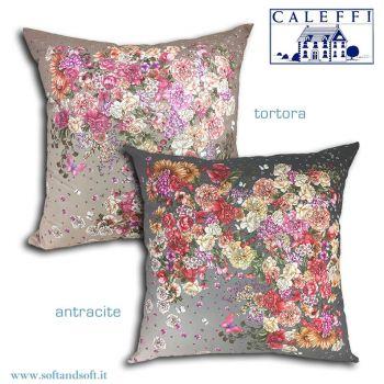 CASA BELLA Cushion cm 60x60 digital print by Caleffi