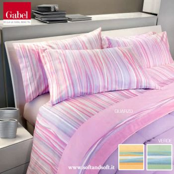 ESSENCE FLANNEL Sheets for Double beds Gabel