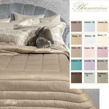 BLUMARINE LORY Duvet for Double beds Pure cotton Satin