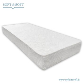 ELEGANCE Jacquarde Mattress Cover with Elastic Band for Single Bed