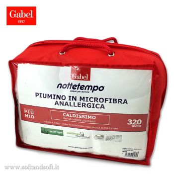CALDISSIMO HYPOALLERGENIC DUVET FOR Cots Nottetempo by GABEL