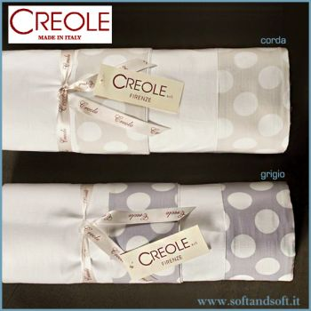 Rotolino BUBBLE Sheet Set for double Bed by Creole Gingham