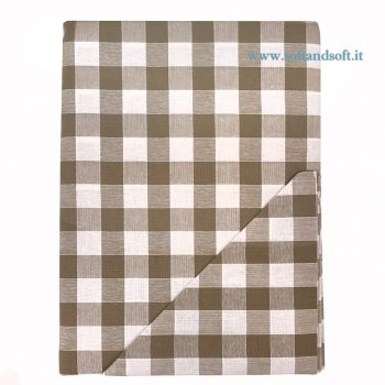 CAMPAGNOLA Tablecloth with 8 napikins cm 140x220