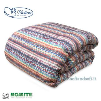 CLASSIC 561 V.0 Quilt for Double Bed 100% Eiderdown MOLINA