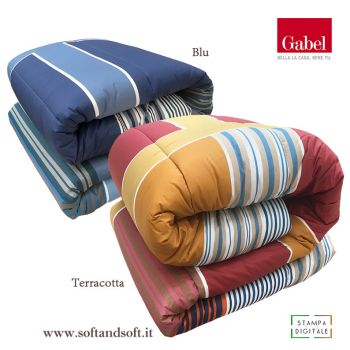 ENDLESS Digital Print Quilt for Single Bed by GABEL