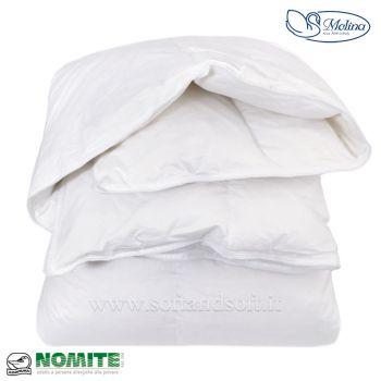 MONVISO Duvet for single bed 100% Down 155x200 MOLINA