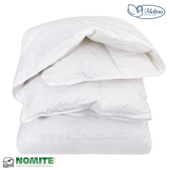 ALPES Duvet for Double Bed 100% Goose down cm 250×220 by MOLINA