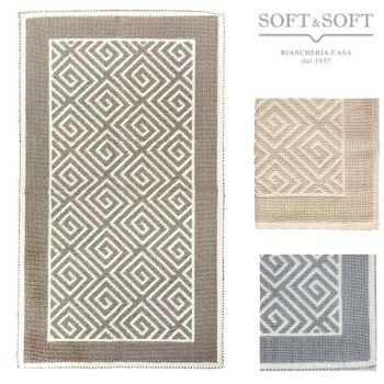 MODERN ALGHERO - tappeto sardo cm 40X60 GRECA
