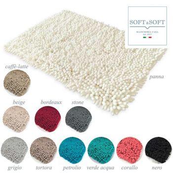 tappeto bagno grande e morbido passatello 60x120