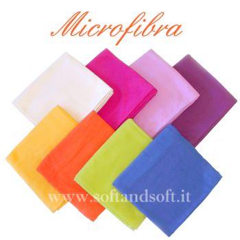 MICROFIBRA Telo Bagno / Telo Mare  CM 95X145+